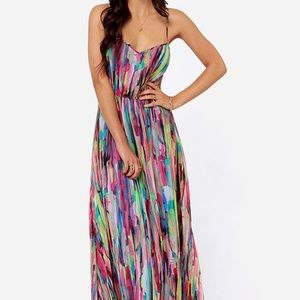 Jack by BB Dakota rayna maxi dress